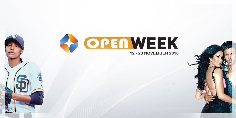 StarSat | Open Week, an excellent opportunity to know new channels