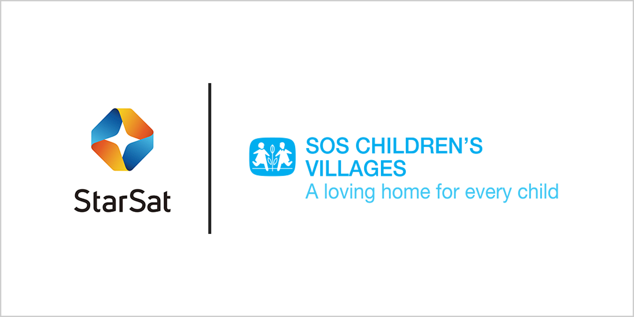 StarSat and SOS Children's Villages