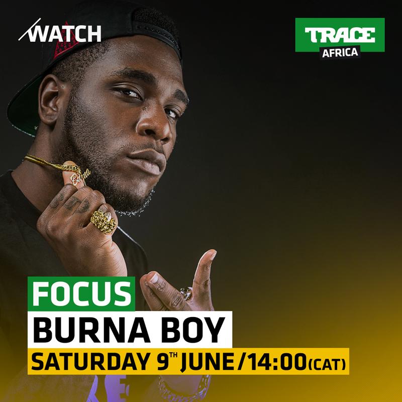 Focus: Burna Boy