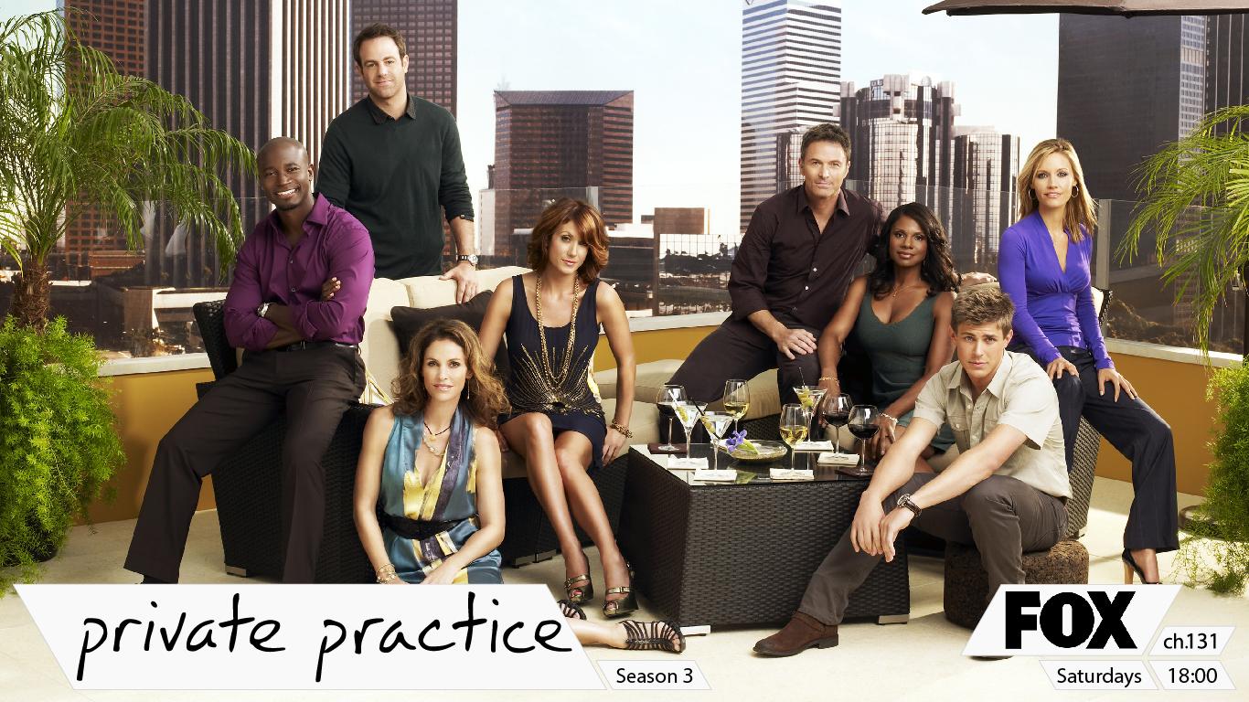Private Practice S3