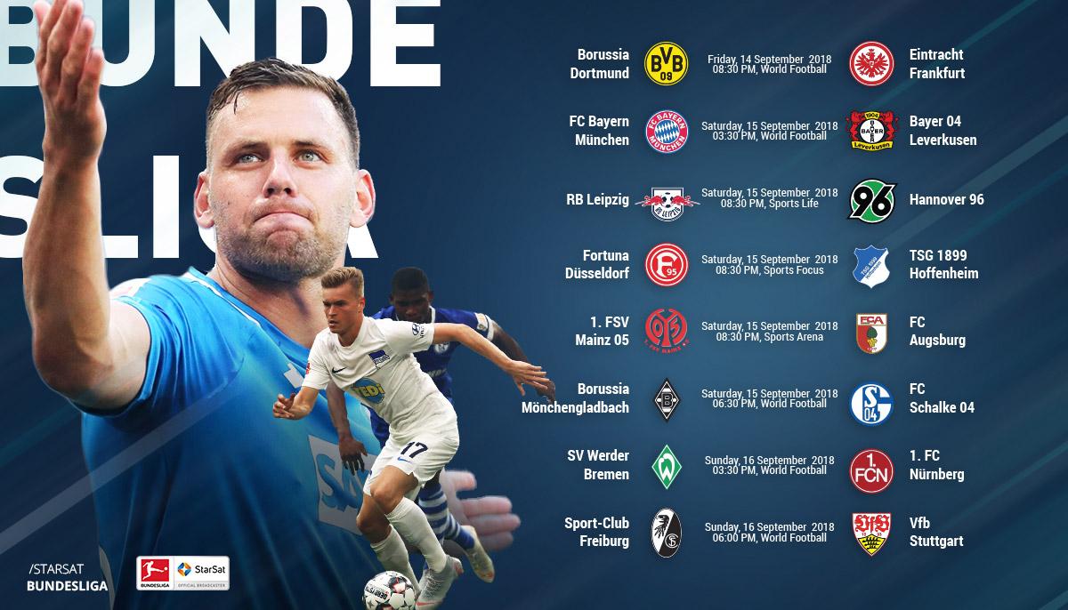 Bundesliga on StarSat