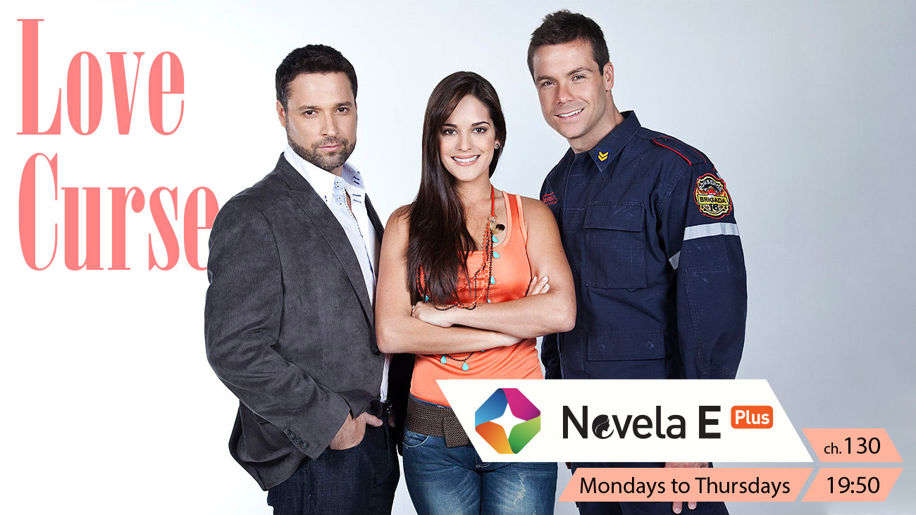 Love Curse on ST Novela E Plus on StarSat