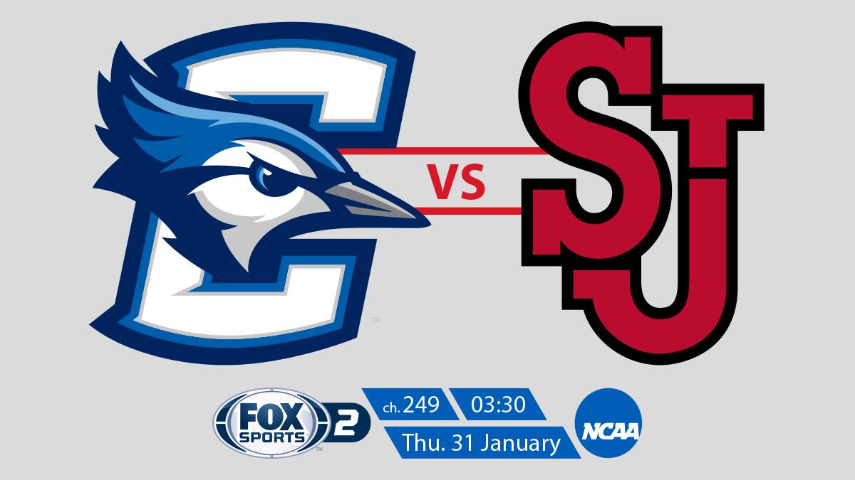 NCAA Basketball_ Creighton Bluejays vs St. John's Red Storm on FOX Sports 2 on StarSat