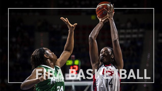 FIBA Womans Basketball on StarSat
