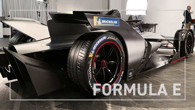 Formula E on StarSat
