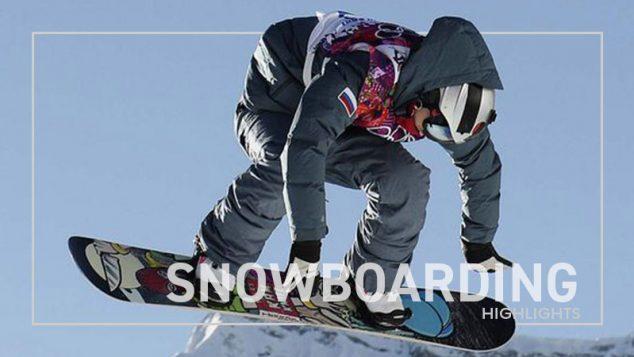 Snowboarding on StarSat