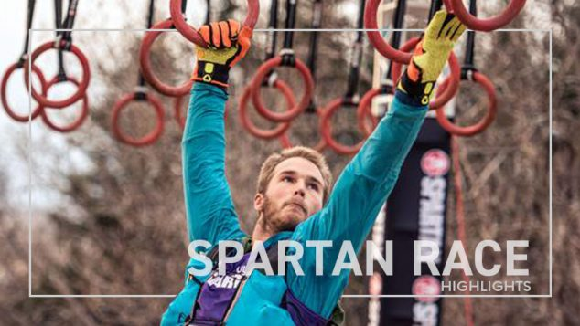 Barcelona Spartan Race on StarSat