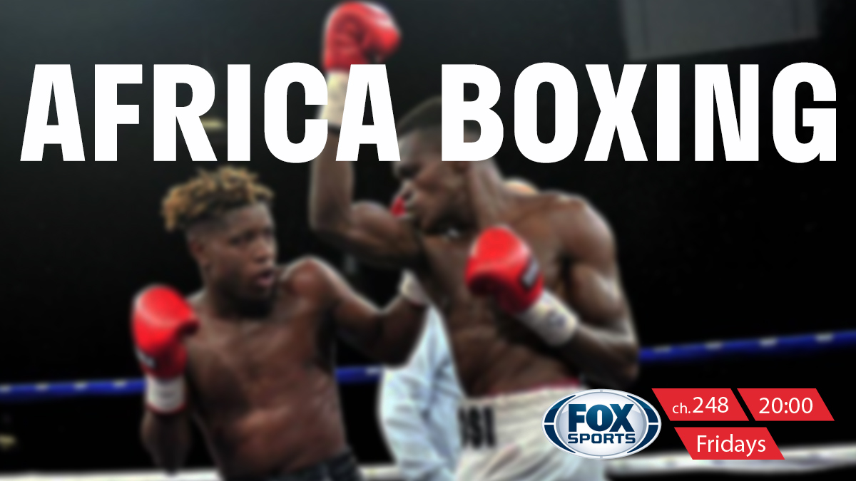 Africa Boxing on FOX Sports on StarSat