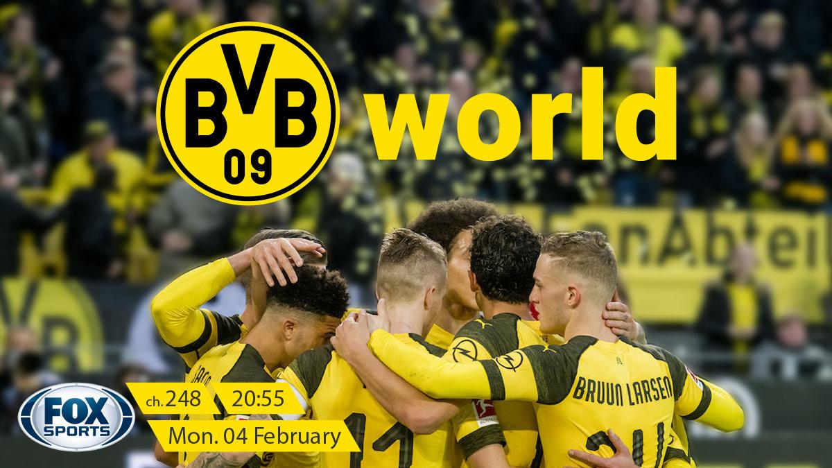 BVB World on FOX Sports on StarSat
