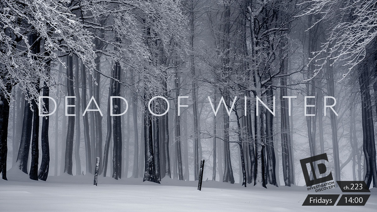 Dead of Winter on Investigation Discovery on StarSat