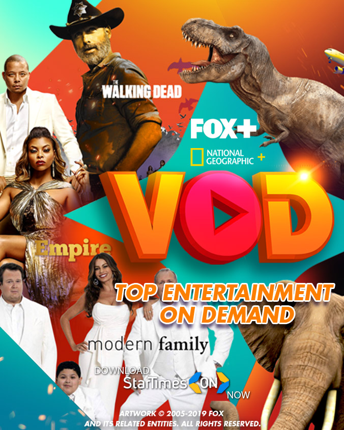 FOX VOD mobile
