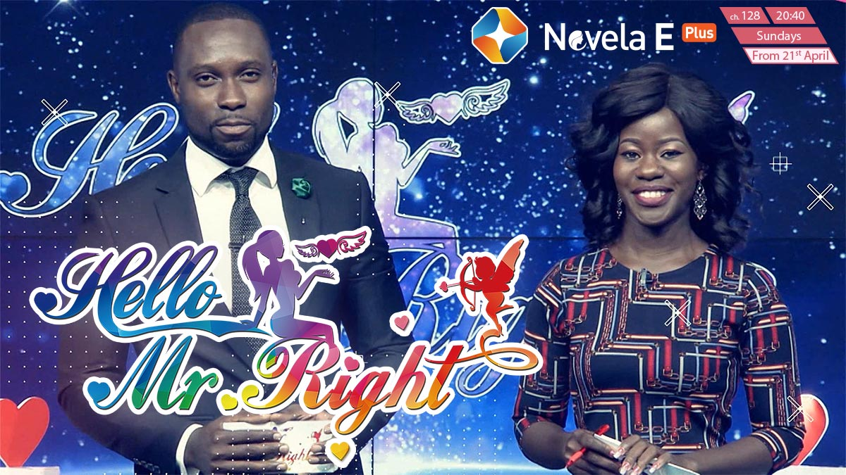 Hello Mr Right (Zambia (S2)) on ST Novela E Plus on StarSat