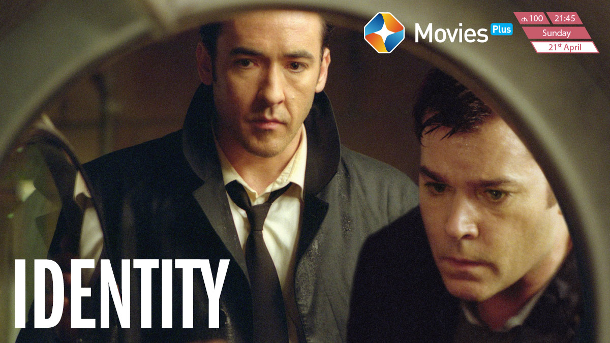 Identity on ST Movies Plus on StarSat