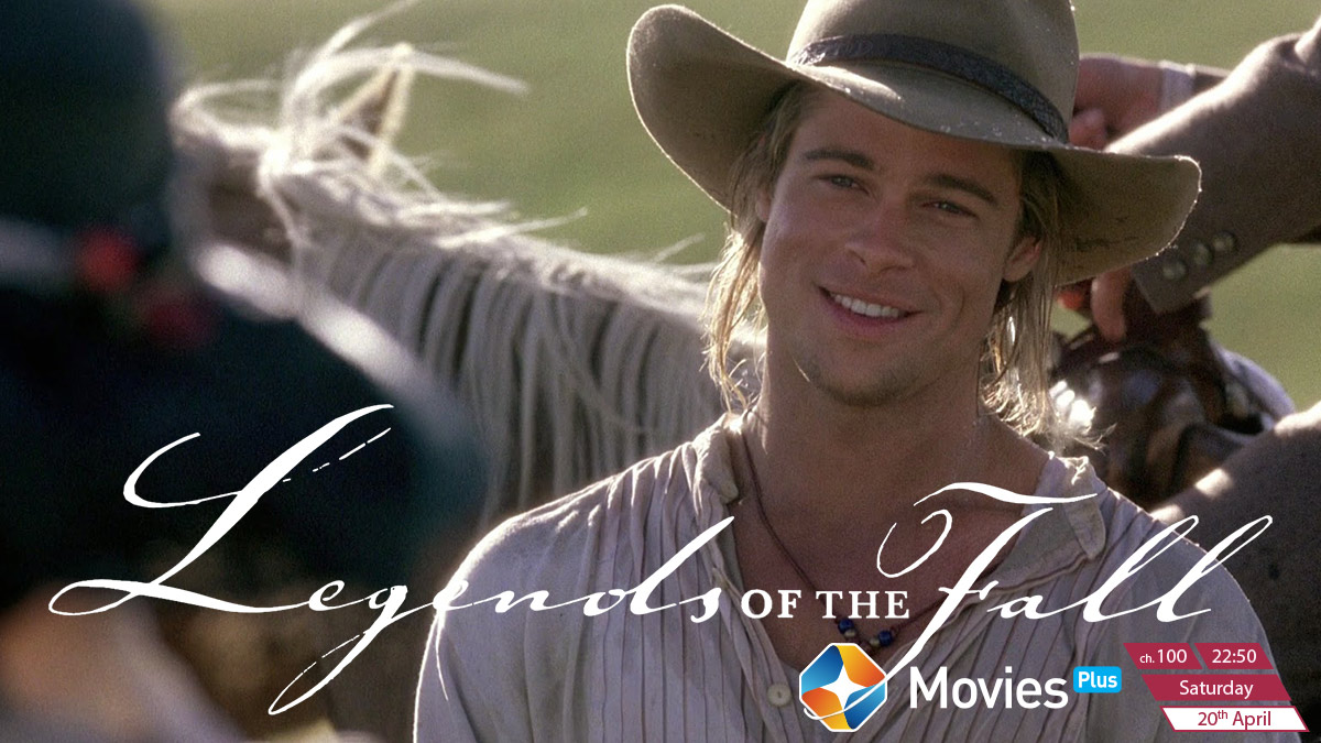 Legends of the Fall on ST Movies on StarSat