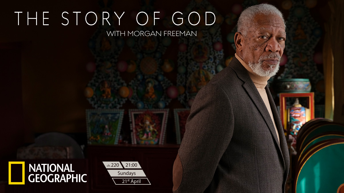 Story of God (S3) on National Geographic on StarSat