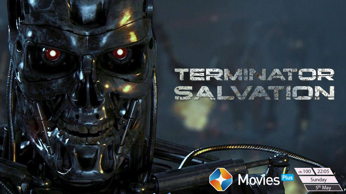 Terminator Salvation on ST Movies on StarSat