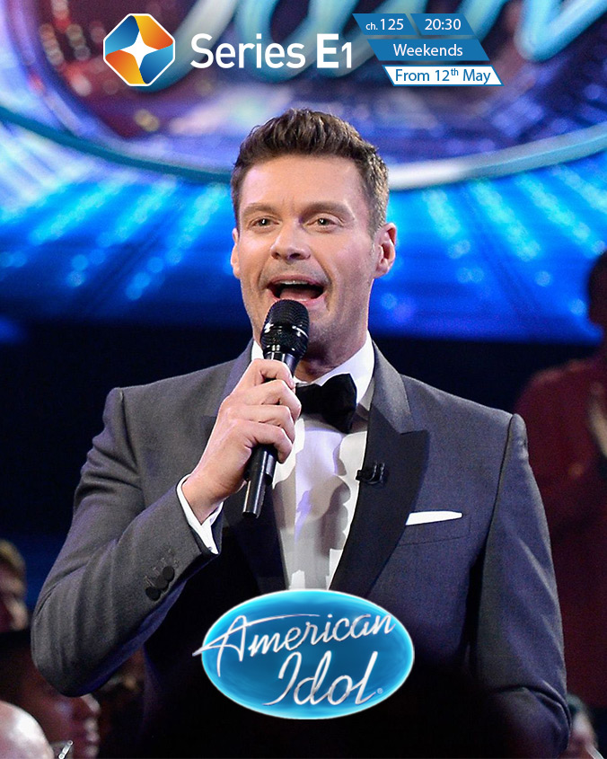 American Idol (S16) on ST Series E1 on StarSat (mobile)