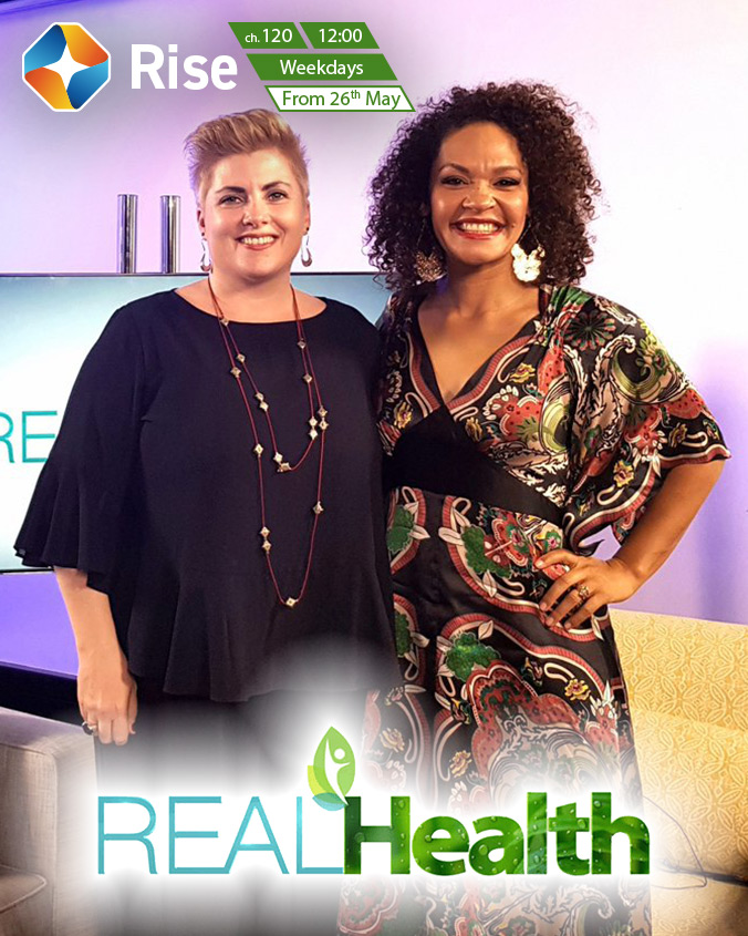 Real Health on ST Rise on StarSat (mobile)