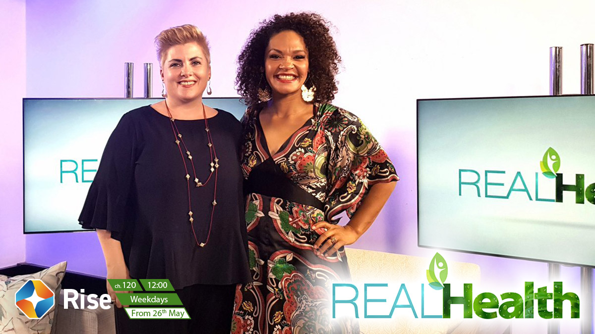 Real Health on ST Rise on StarSat