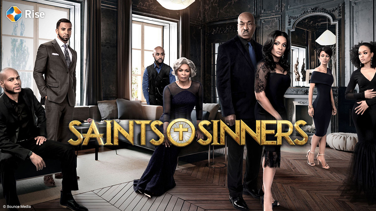 Saints and Sinners (S2) on ST Rise on StarSat