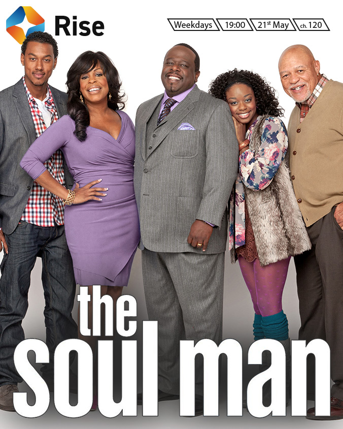 The Soul Man (S4) on ST Rise on StarSat (mobile)