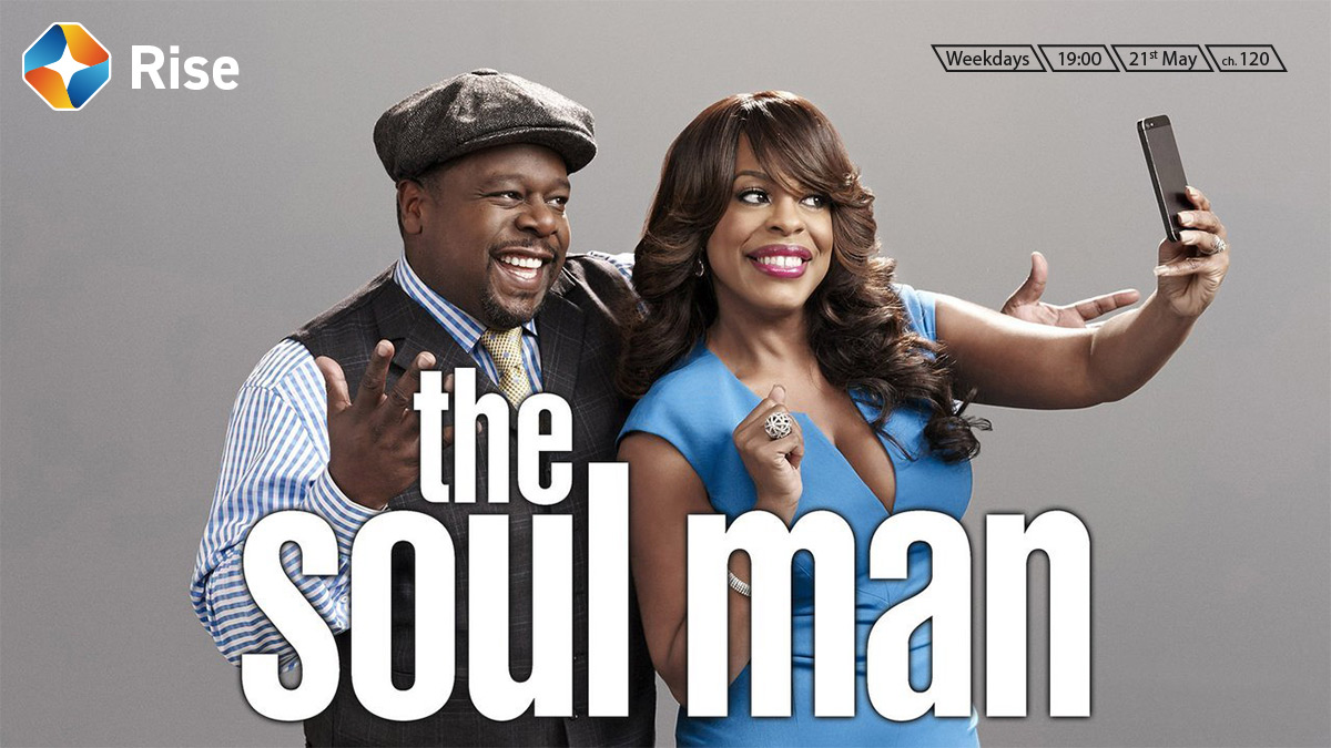 The Soul Man (S4) on ST Rise on StarSat