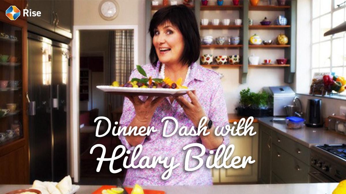 Dinner Dash with Hilary Biller on ST Rise on StarSat