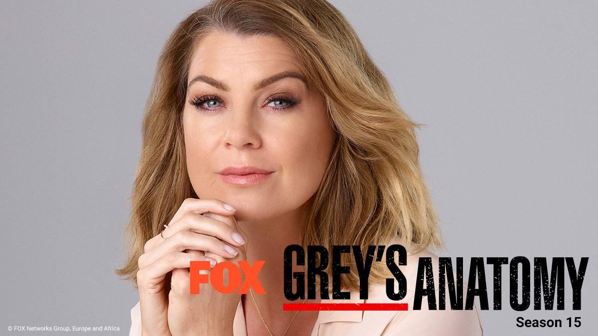 Grey's Anatomy (S15) on FOX on StarSat