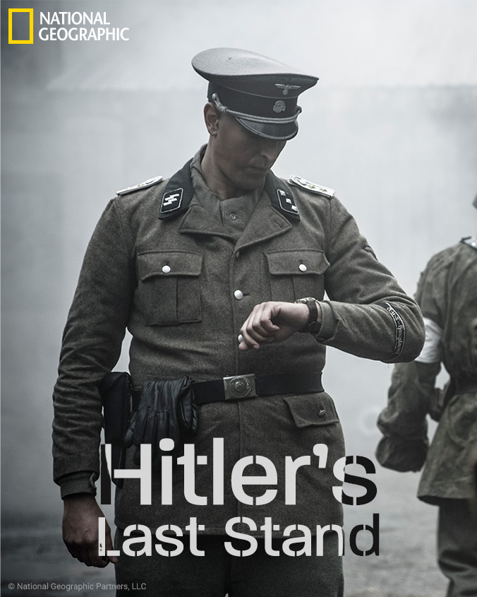 Hitler's Last Stand on National Geographic Channel on StarSat (mobile)