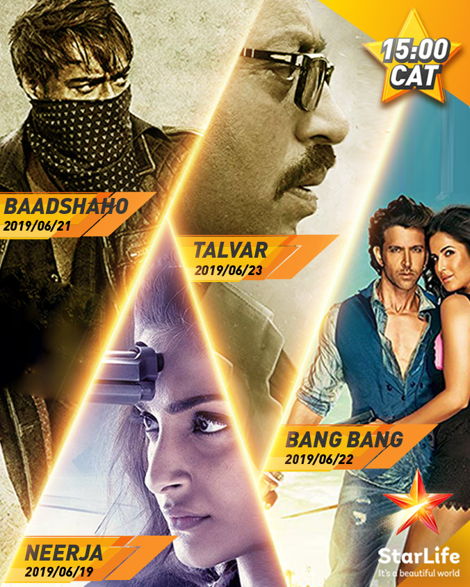 StarLive Movies on StarSat (mobile)