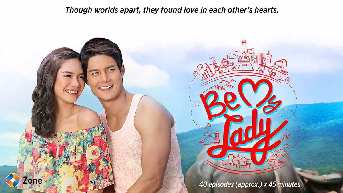 Be My Lady on ST Zone on StarSat