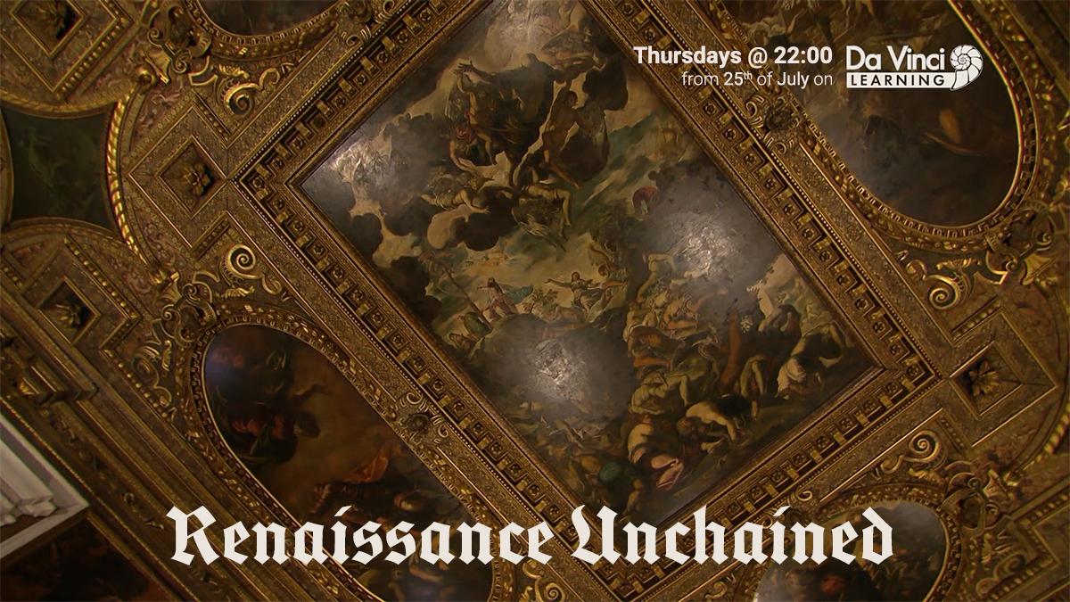 Renaissance Unchained on Da Vinci on StarSat