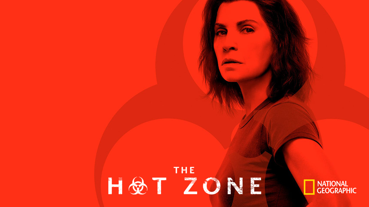 The Hot Zone on National Geographic on StarSat