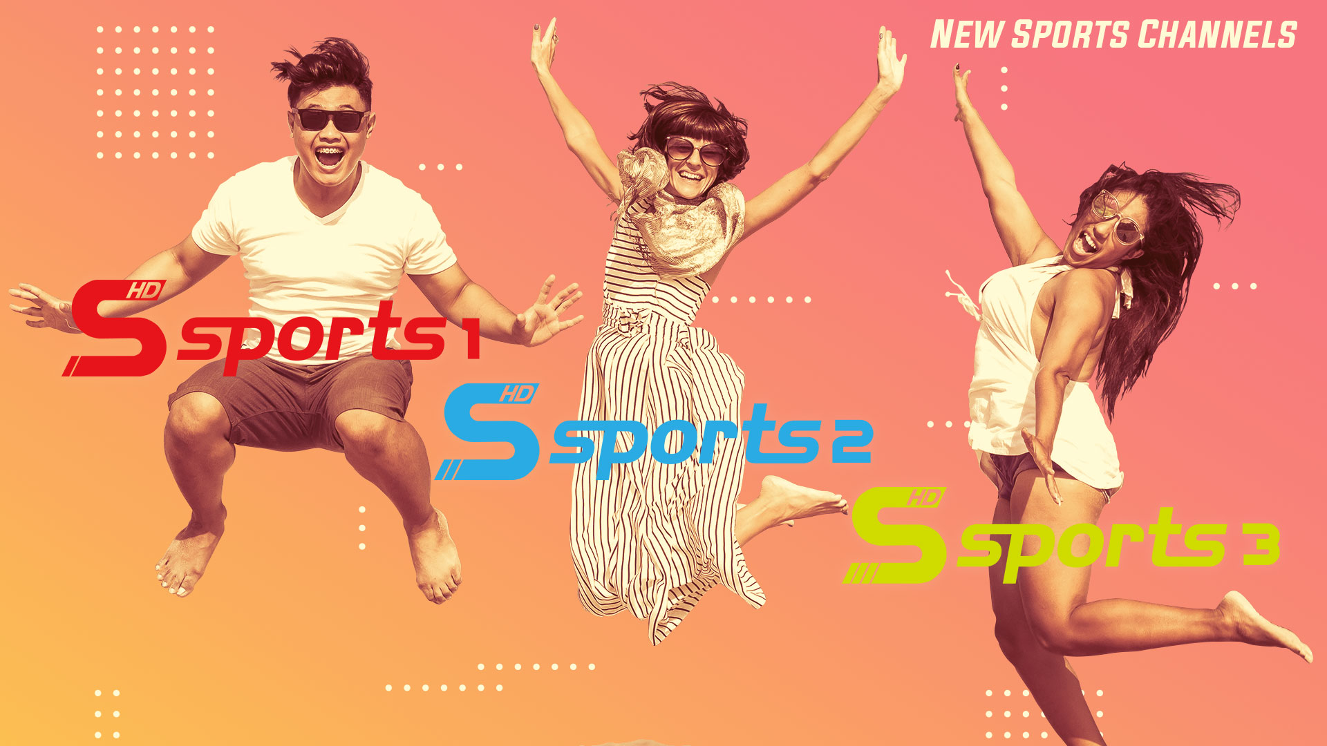 ST Sports 1 2 3 on StarSat v3
