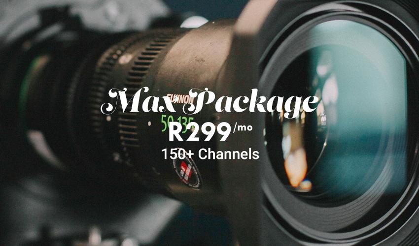 StarSat | Max Package