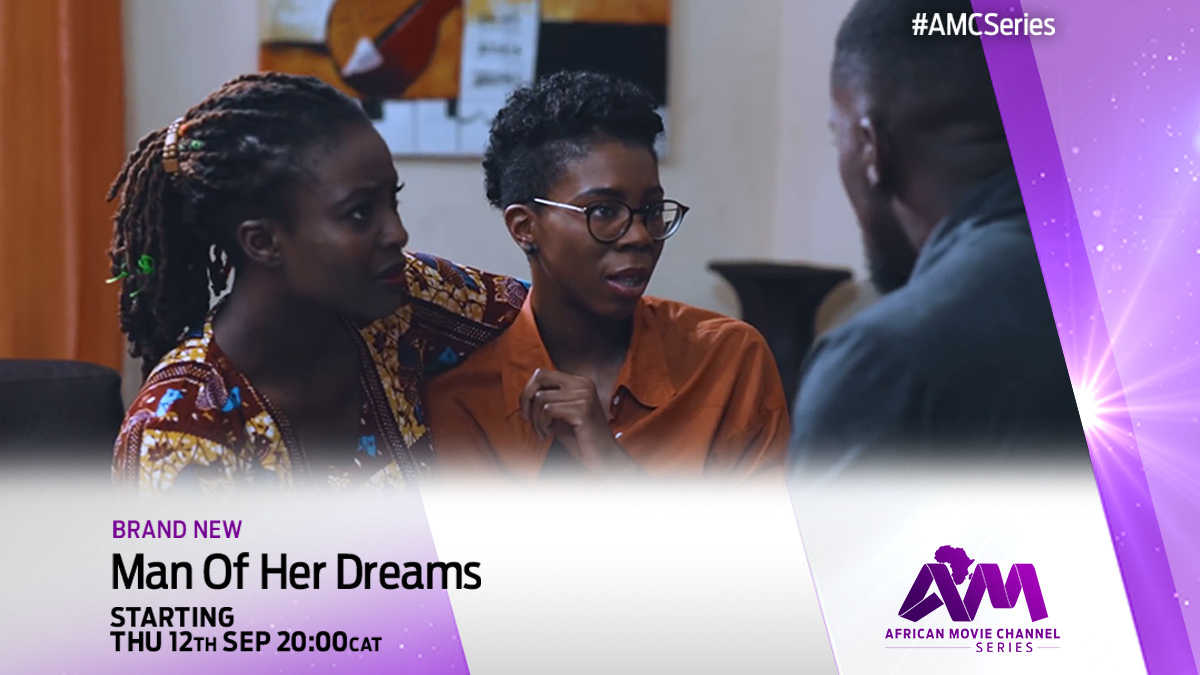 Man of Her Dreams on AMC Series on StarSat