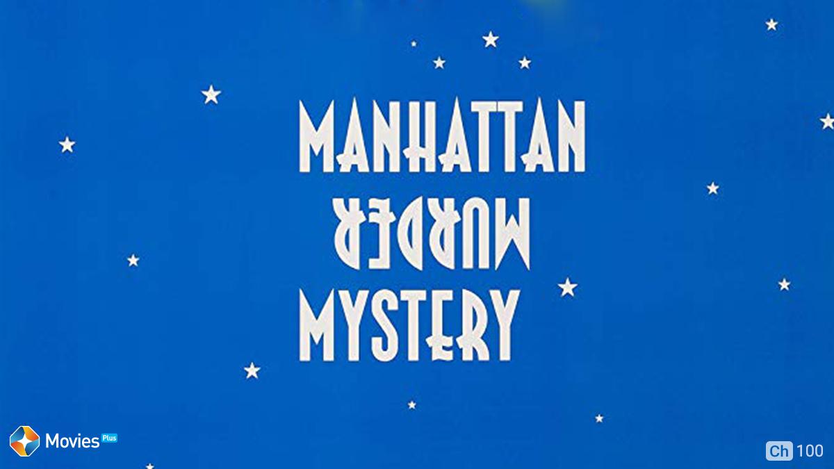 Manhattan Murder Mystery on ST Movies Plus on StarSat