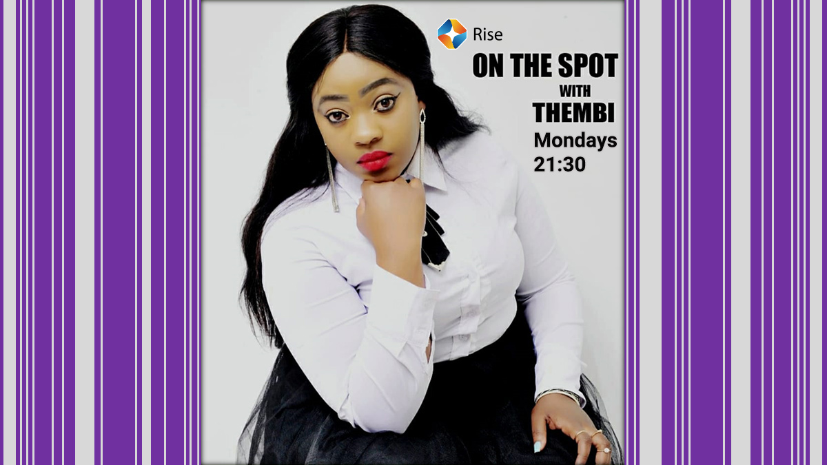 On the Spot with Thembi on ST Rise on StarSat