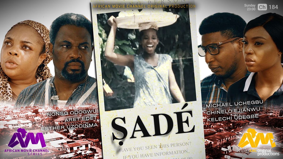 Sade on AMC Series on StarSat