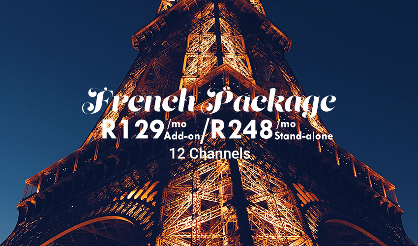StarSat French Package (mobile)