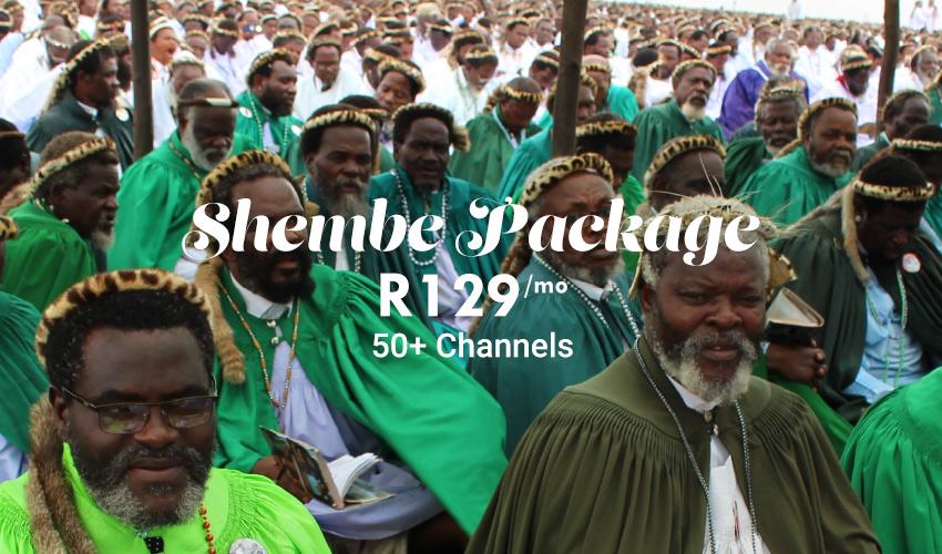 StarSat Shembe Package (mobile)