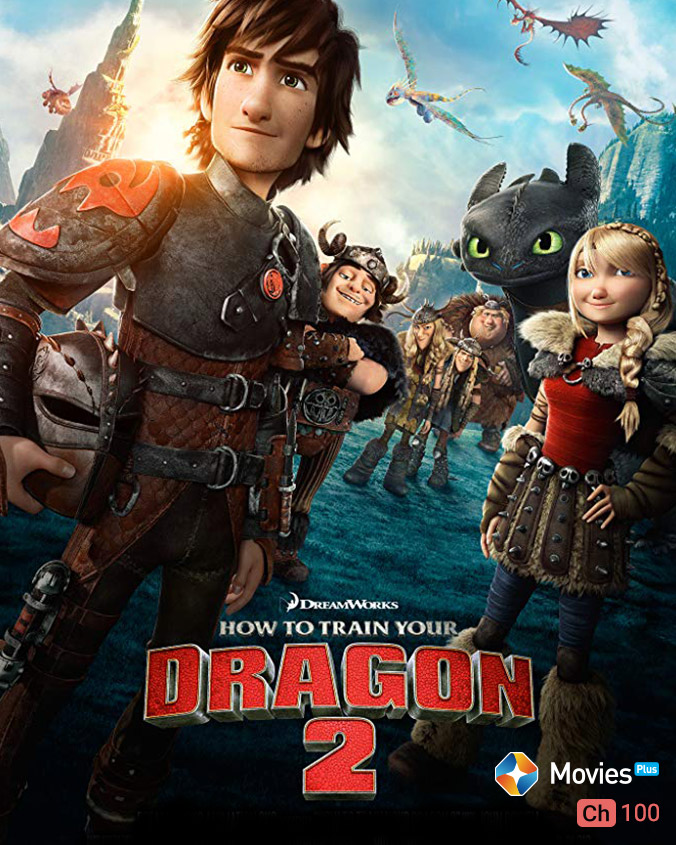 How To Train Your Dragon 2 on ST Movies Plus on StarSat (mobile)