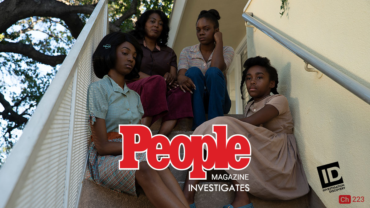 People Magazine Investigates (Season 4) on ID on StarSat