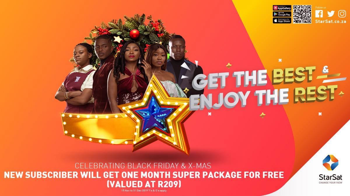 StarSat Christmas Special