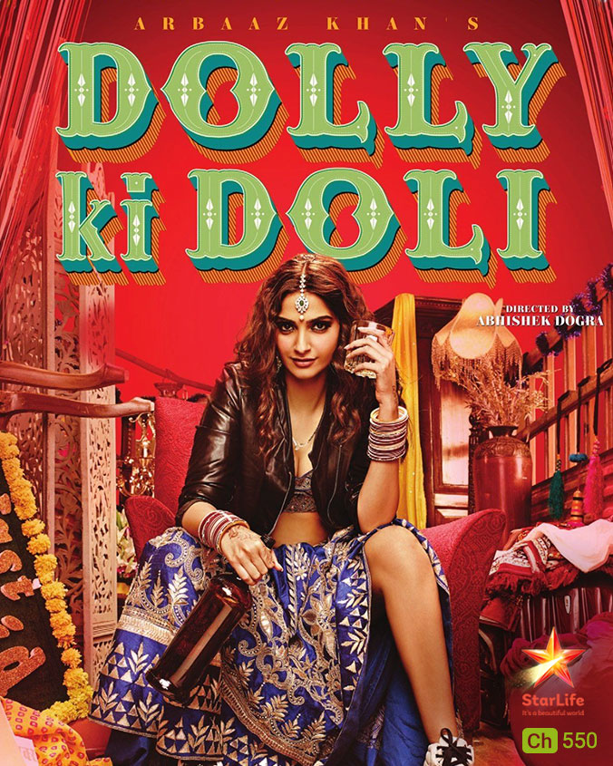 Dolly Ki Doli on StarLife on StarSat (mobile)