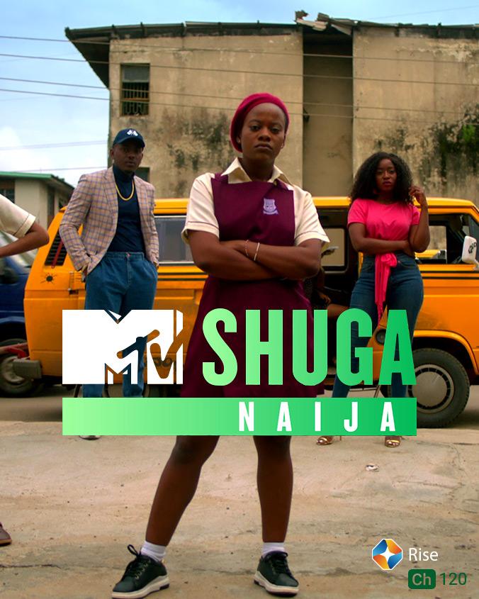 Shuga Naija 3 on ST Rise on StarSat (mobile)