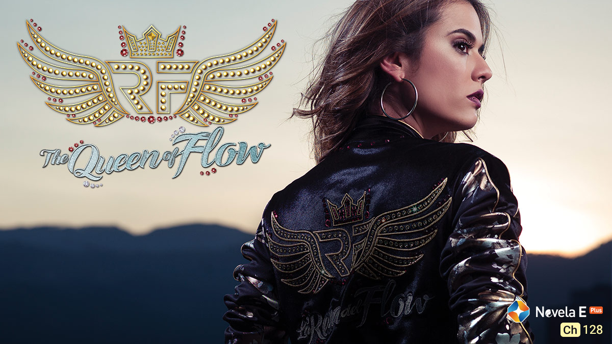 The Queen of Flow on ST Novela E Plus on StarSat