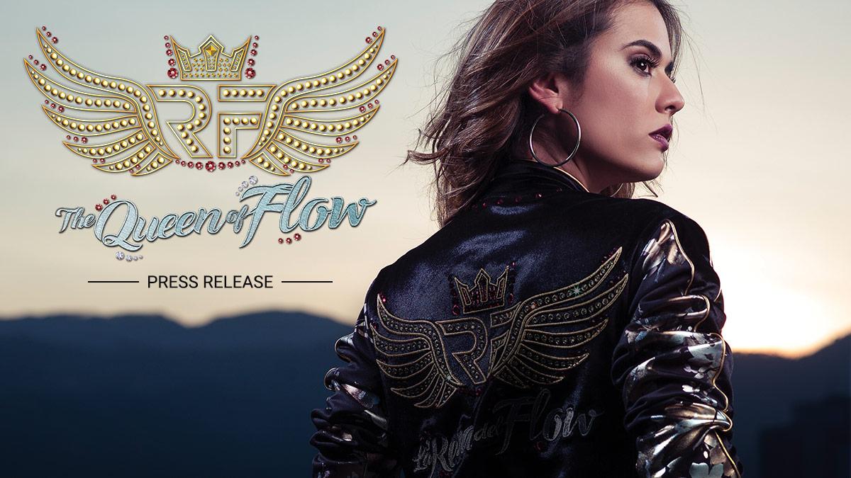 The Queen of Flow on ST Novela E Plus on StarSat Press Release
