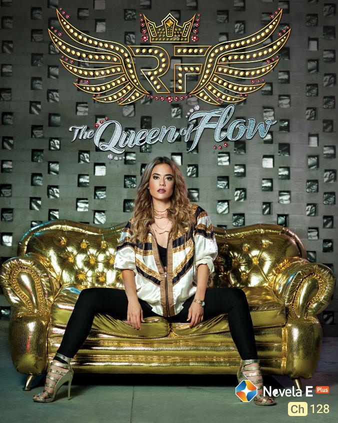 The Queen of Flow on ST Novela E Plus on StarSat (mobile)