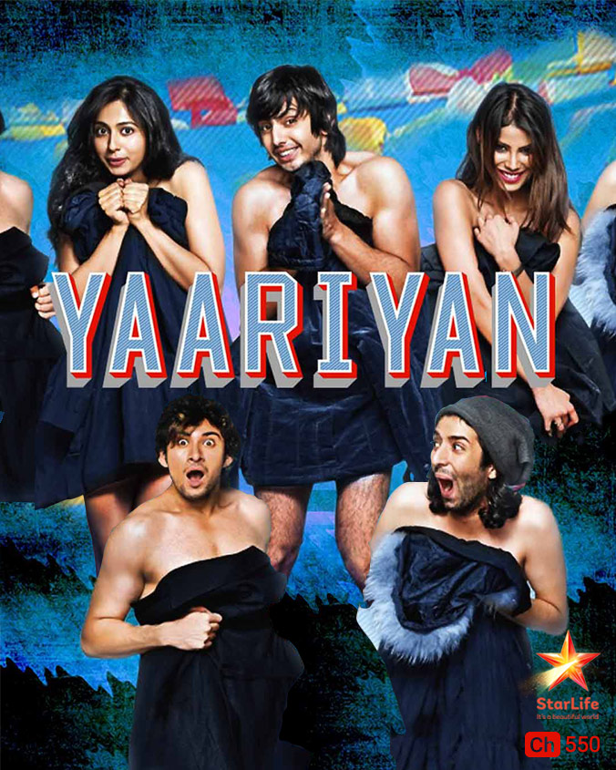 Yaariyan on StarLife on StarSat (mobile)
